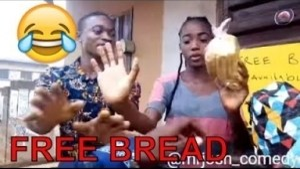 Video: FREE BREAD (COMEDY SKIT) | Latest 2018 Nigerian Comedy